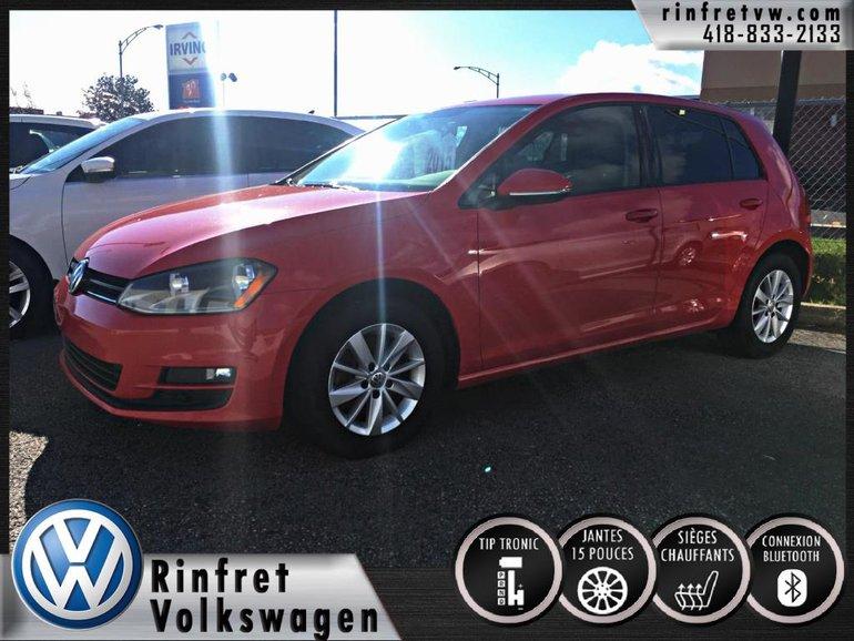 Volkswagen Golf 5-dr 2.0 TDI 2015