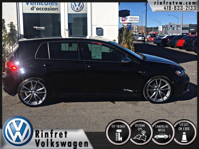 Volkswagen Golf R 2.0TSI 4Motion (Tech pack) 2017