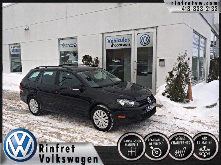 Volkswagen Golf wagon 2.5 Trendline 2013