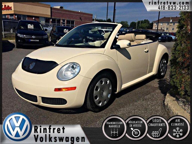 Volkswagen New Beetle cabrio 2.5 2006