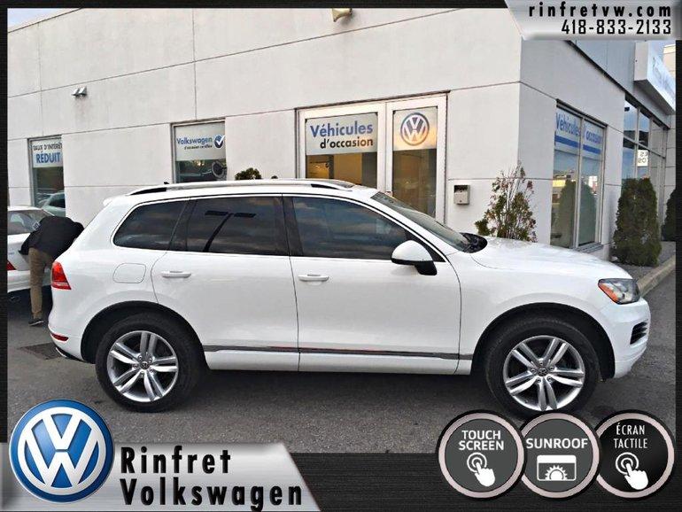 Volkswagen Touareg 3.6 FSI Comfortline (Ens. Sport) 2014