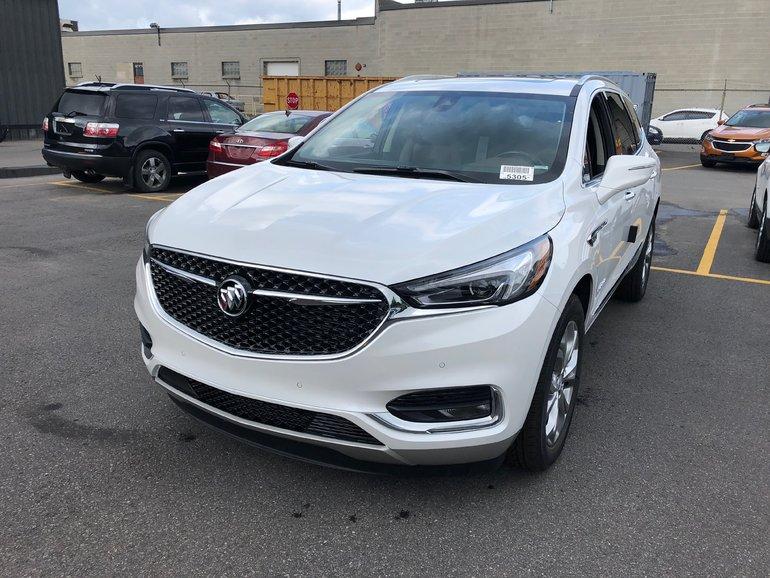 Buick Enclave Avenir  - $423.28 B/W 2019