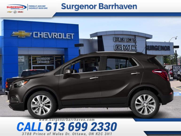 Buick Encore Sport Touring  - Sunroof - Sport Touring - $218.09 B/W 2018
