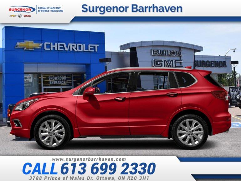 Buick ENVISION Premium  - $359.17 B/W 2018