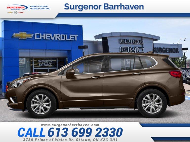 2019 Buick ENVISION Premium  - Sunroof - $288.54 B/W