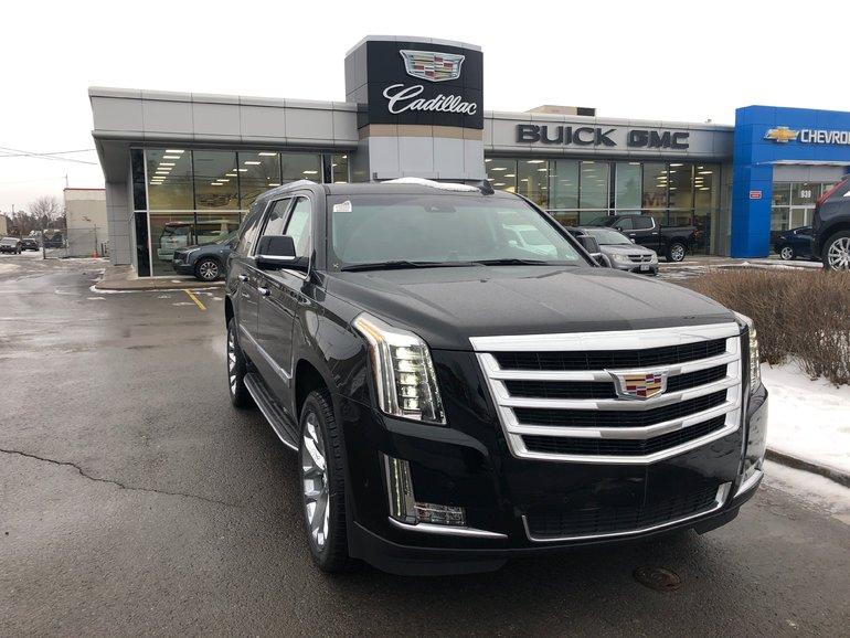 Cadillac Escalade ESV LUXURY 2019