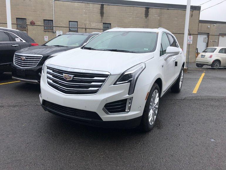 Cadillac XT5 PREMIUM LUXURY 2019