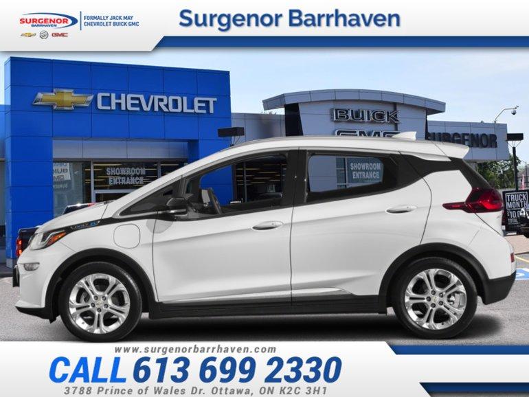 2019 Chevrolet Bolt EV LT  - $303.87 B/W