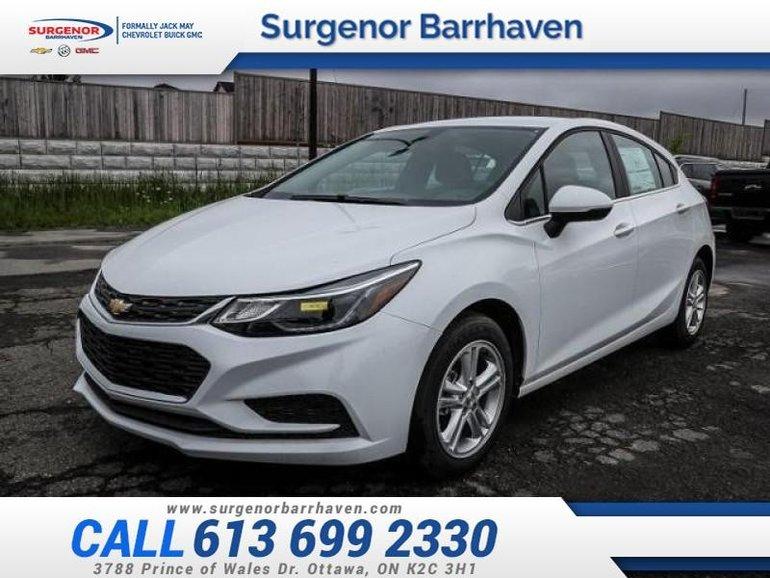 2018 Chevrolet Cruze LT  - $161.99 B/W