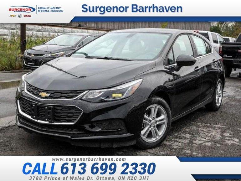 2018 Chevrolet Cruze LT  - $135.49 B/W