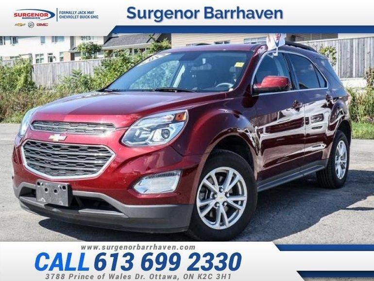 Chevrolet Equinox LT  - $157.09 B/W 2017