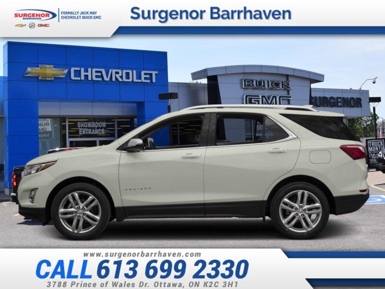 2018 Chevrolet Equinox Premier  - $315.21 B/W