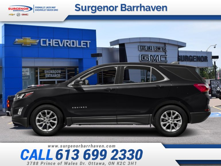 2018 Chevrolet Equinox LT  - $240.92 B/W