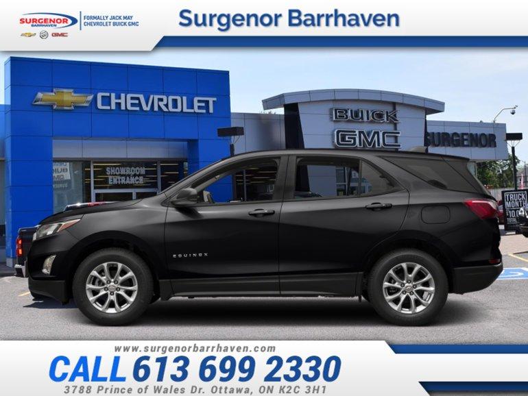 Chevrolet Equinox LS  - Bluetooth -  Heated Seats - $199.81 B/W 2018