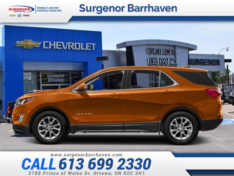2018 Chevrolet Equinox LT  - Bluetooth -  Heated Seats - $236.61 B/W