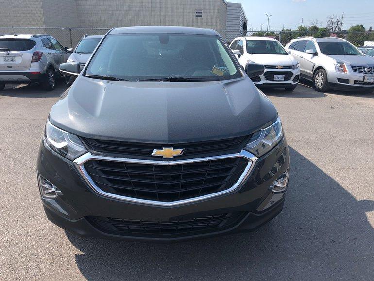 Chevrolet Equinox LT 1LT  - Bluetooth -  Heated Seats - $223.62 B/W 2019