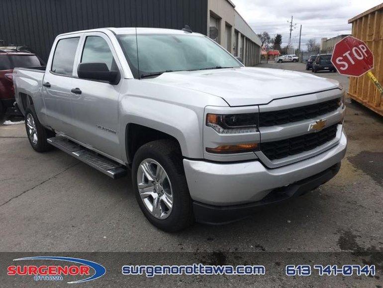 Chevrolet Silverado 1500 Custom  - $291.83 B/W 2018