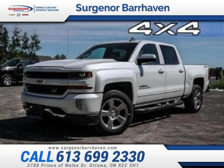 Chevrolet Silverado 1500 LT  - Z71 - $379.93 B/W 2018