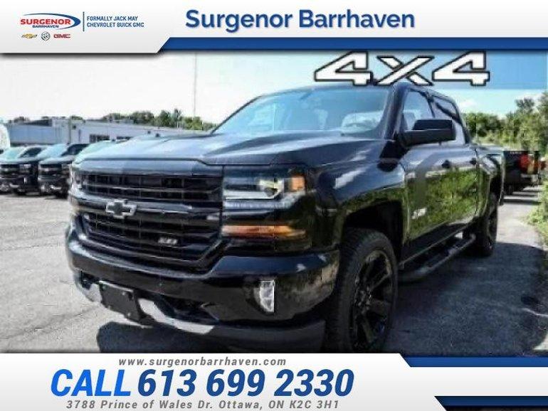 Chevrolet Silverado 1500 LT  - $353.83 B/W 2018