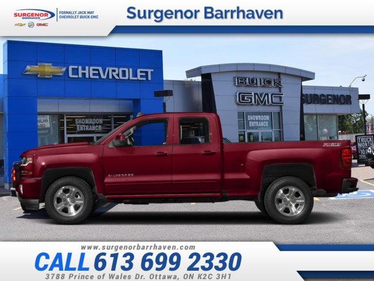 Chevrolet Silverado 1500 LT  - Heated Seats - $316.22 B/W 2018