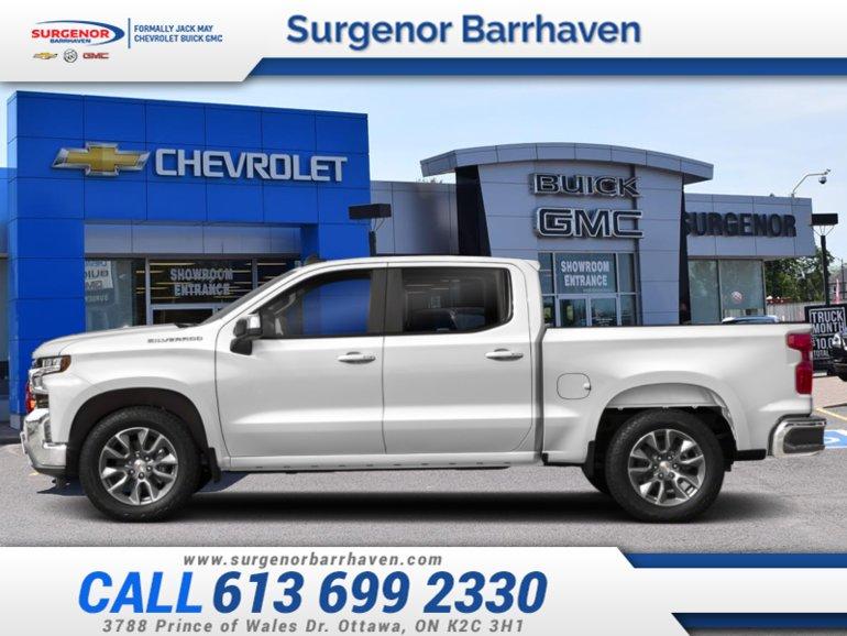 2019 Chevrolet Silverado 1500 Custom Trail Boss  - $283.38 B/W