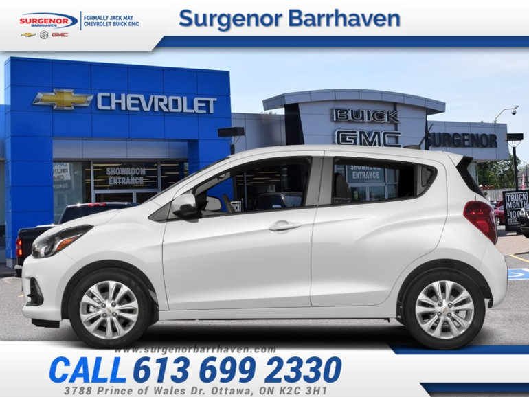 Chevrolet Spark 1LT  - Bluetooth -  MyLink - $89.52 B/W 2018