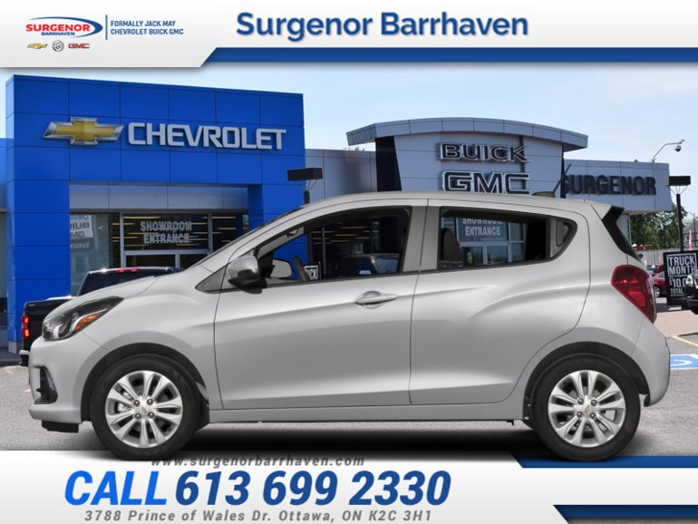 2018 Chevrolet Spark 1LT  - Bluetooth -  MyLink - $95.13 B/W