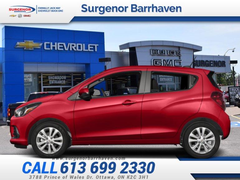 Chevrolet Spark 1LT  - Bluetooth -  MyLink - $113.61 B/W 2018