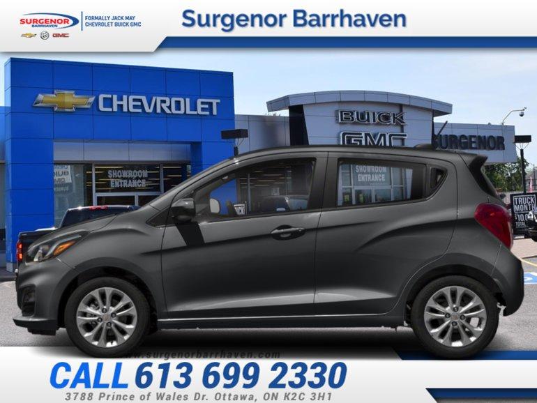 2019 Chevrolet Spark 1LT  - Android Auto -  Apple CarPlay - $106.74 B/W