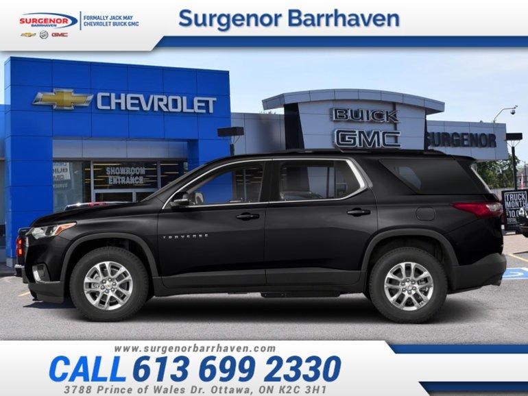 2018 Chevrolet Traverse Premier  - $328.94 B/W