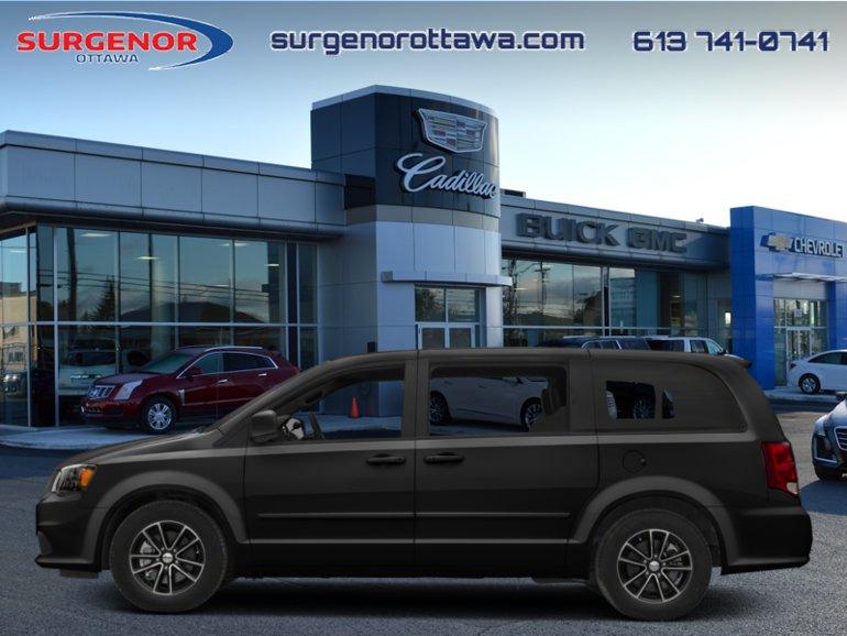 Dodge Grand Caravan GT  - Bluetooth -  Leather Seats 2018