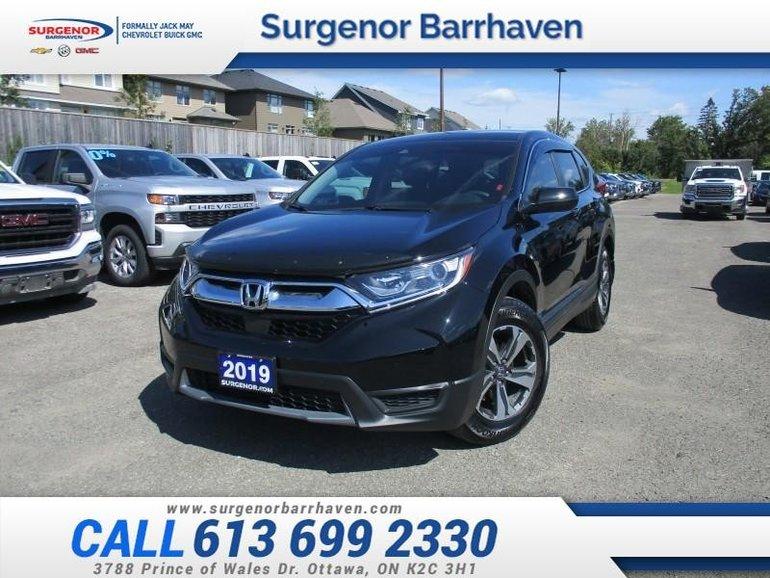2019 Honda CR-V LX AWD  - Heated Seats - $189 B/W