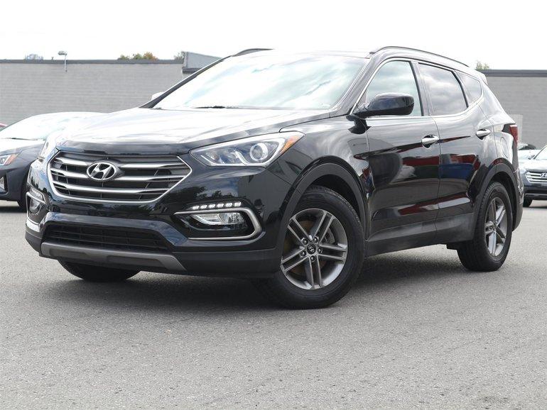 2017 Hyundai Santa Fe 2.4 Base