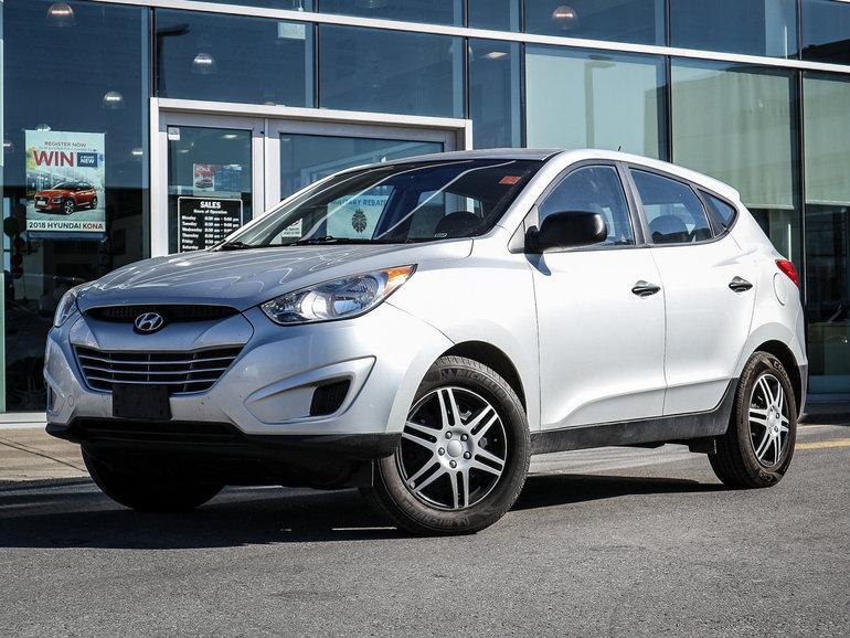 Auto Trade In Value >> Used 2012 Hyundai Tucson L for Sale - $9886.0 | Surgenor Automotive Group