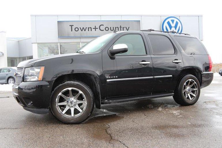 2011 Chevrolet Tahoe LTZ 4WD 1SF