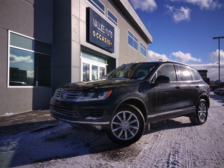 2016 Volkswagen Touareg 3.6L Sportline**AWD, GPS, Xénon, Toit panoramique*