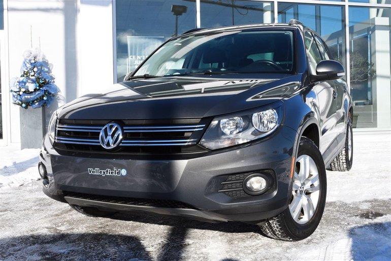 Used 2014 Volkswagen Tiguan A/C 4X4 BIEN ÉQUIPÉ AUBAINE BAS PRIX