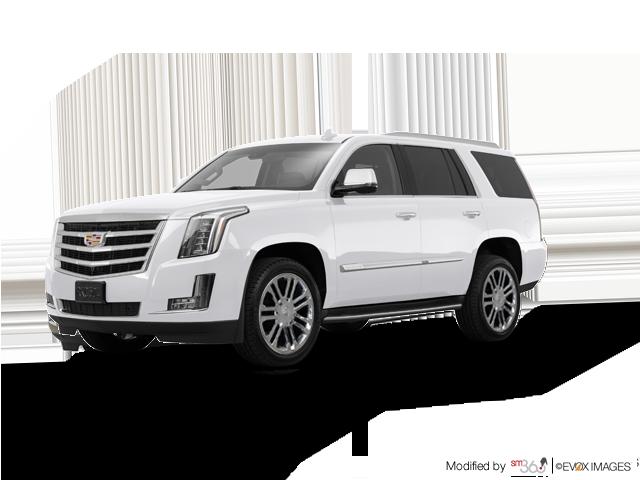 Cadillac Escalade Premium Luxury 2018