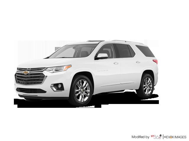 2018 Chevrolet Traverse High Country  - $384.66 B/W