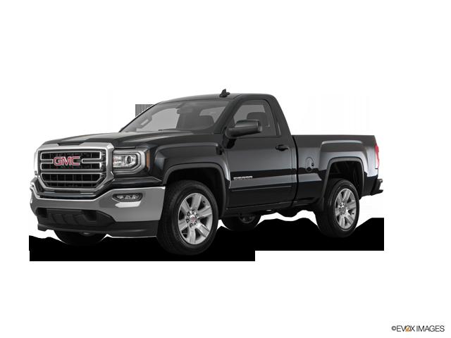2018 GMC Sierra 1500 SLE  - $351.31 B/W