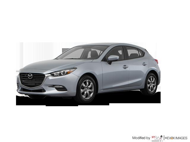 2018 Mazda MAZDA3 SPORT GX GX