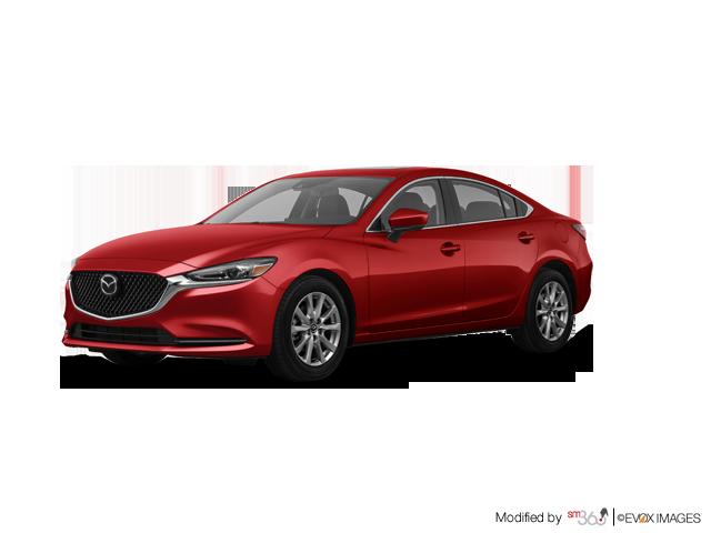 2018 Mazda Mazda6 GS-L