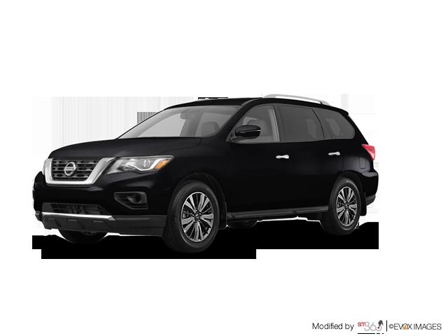 2018 Nissan Pathfinder S V6 4x2 at