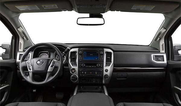 2018 Nissan Titan Crew Cab SV 4X4