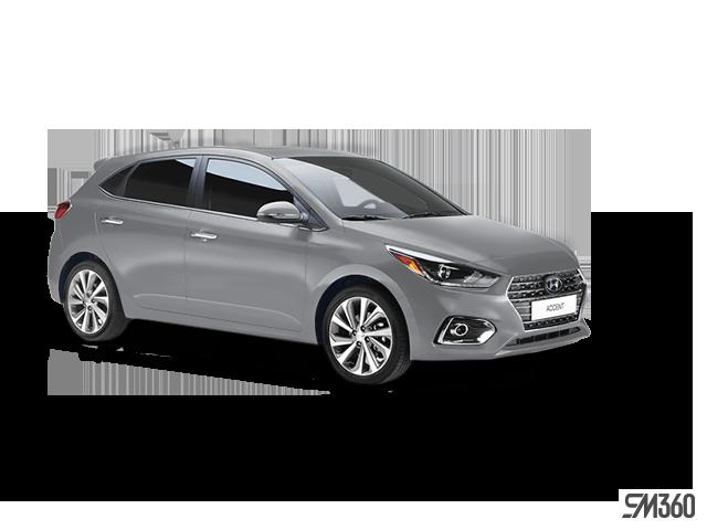 2018 Hyundai Accent GLS