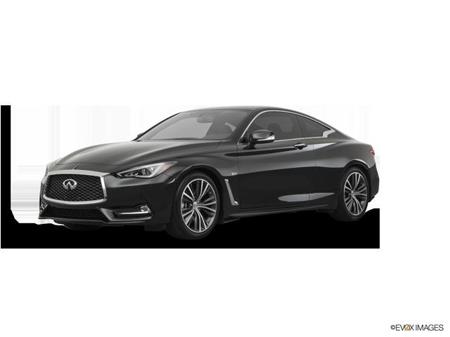 2019 Infiniti Q60 3.0T Luxe AWD