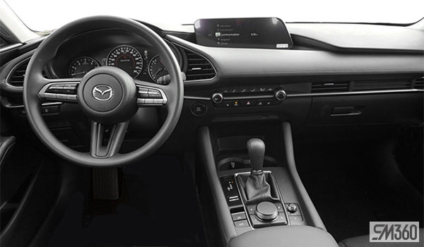 2019 Mazda Mazda3 Sport GX at