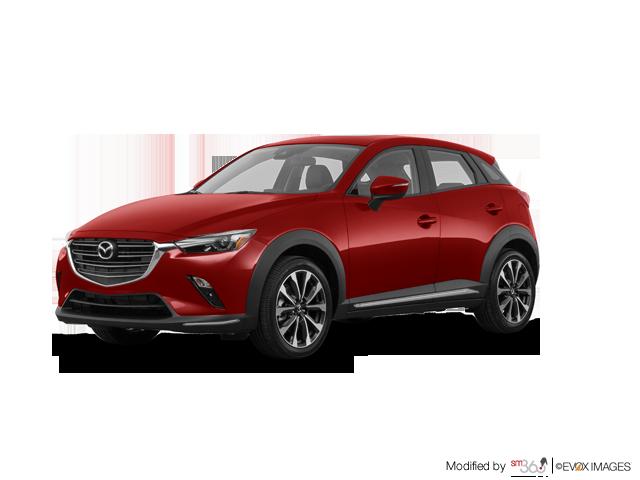 2019 Mazda CX-3 GT GT