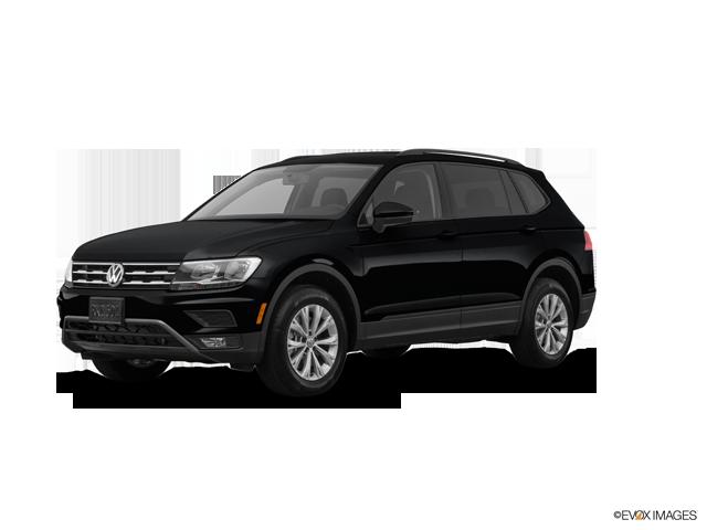 2019 Volkswagen Tiguan Trendline 2.0T 8sp at w/Tip