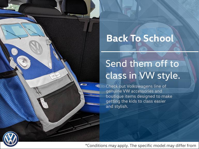 VW Back To School